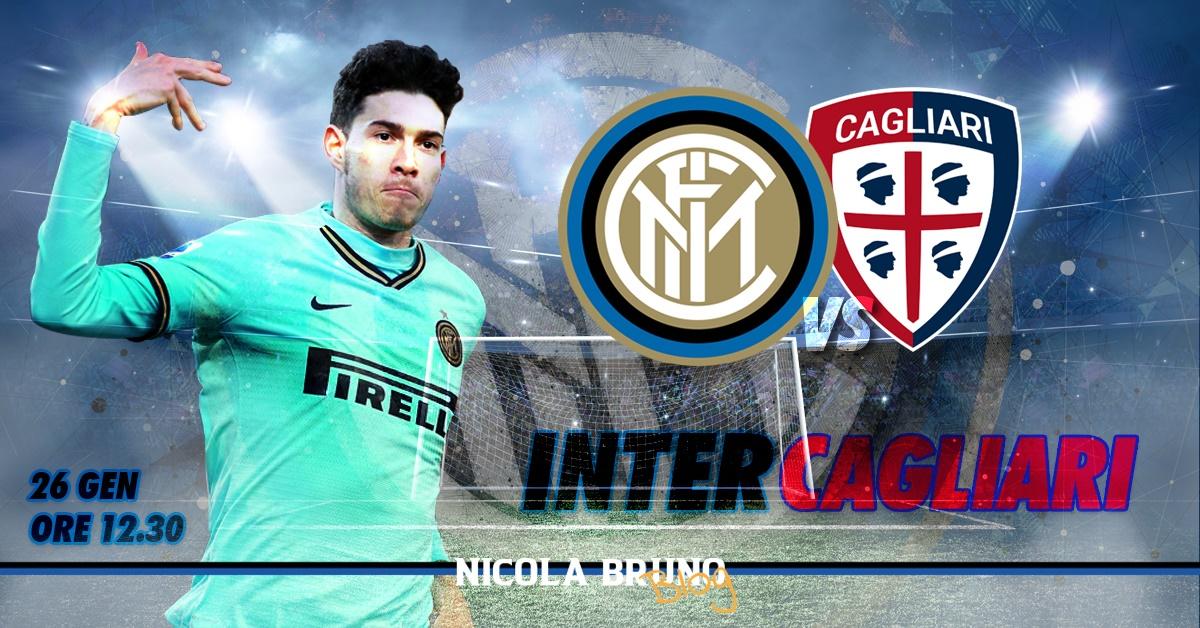 Contro il Cagliari per il riscatto!