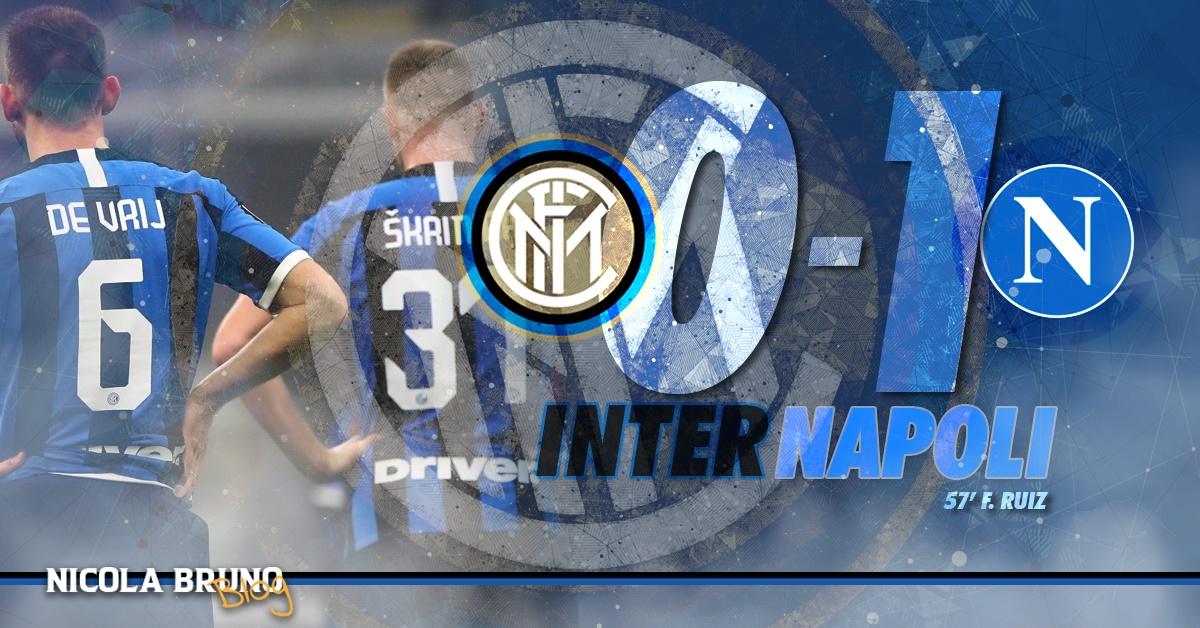 Il primo atto della semifinale di Coppa Italia va al Napoli