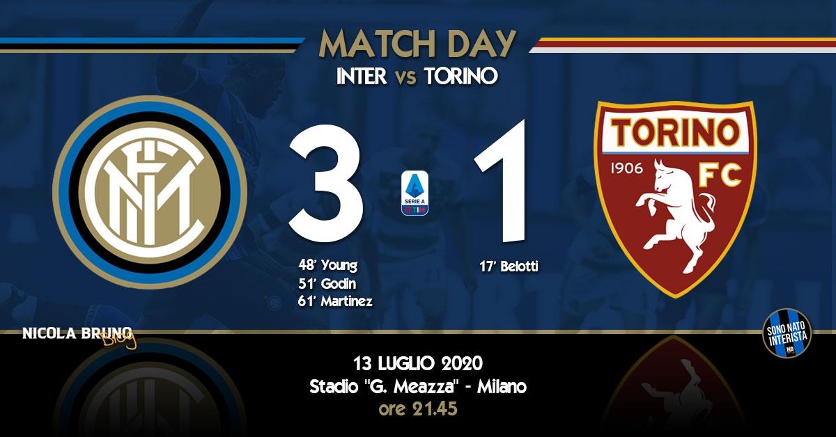 Inter-Torino: Non si molla niente!