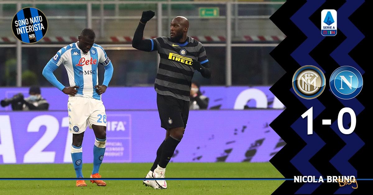 Forza Inter, tre punti preziosissimi!