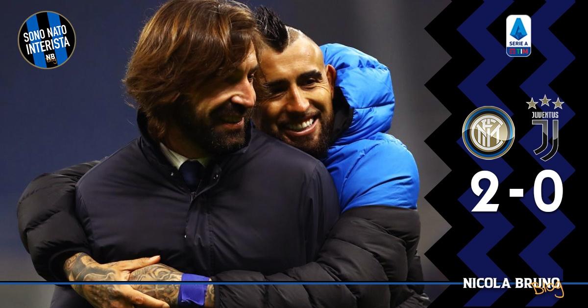 Ma quale blue monday, il Derby d'Italia è nostro!